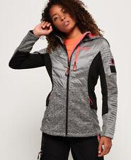 Superdry Womens Softshell Hybrid Jacket Size 14