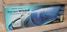 Sharper Image Steam Wizard Professional Carpet & Upholstery Cleaner RARE-SEALED!