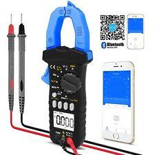Holdpeak Trms 6000 Counts Digital Clamp Multimeter Acdc Amp Volt Ohm Ncv Tester