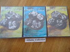 NEUF Lot 3 dvd ** Couples et duos ** & documentaire cinéma Préyale