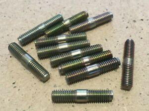 2 BA x 15/16 inch ( 24 mm) long Steel Studs. LUCAS 5868-15