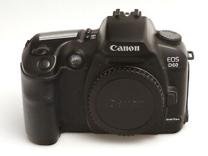 Canon EOS D60 Gehäuse / Body #1130703276