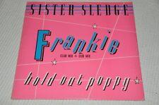"""Sister Sledge - Frankie - 80er - 12"""" Maxi Single Vinyl Schallplatte LP"""