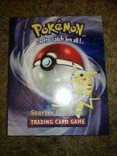 Pokemon Starter Gift Box. Base & Jungle Theme Decks inc Jungle Booster Pack 1999