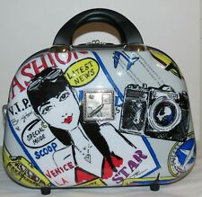 Brighton Fashionista Hard Case Travel Cosmetic Bag