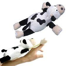 Flingshot Slingshot FLYING Screaming Plush COW Funny DOG Toy with Sound