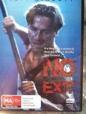 NO EXIT - Jeff Wincott - DVD - ALL REGIONS # 1403