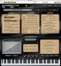 NEW Pianoteq 6 Pro Virtual Piano Instrument Sampler FL Studio Cubase Plug In
