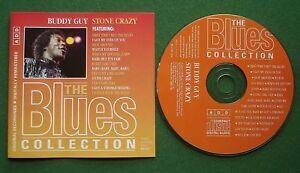 Buddy Guy Stone Crazy inc I Got My Eyes On You + Blues Collection CD