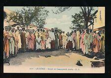ALGERIA Groupe de Campagnards Arabes c1910/20s? PPC