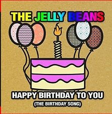 Jelly Beans - Happy Birthday to You (The Birthday Song) [New CD] Manufactured On