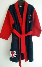 Spider-man Child fleece Robe & 2 pairs socks set - 3-4 yr