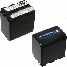 7.4V 4.2Ah Replacement Battery Compatible with Sony NP-FM50