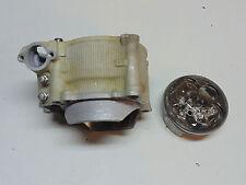 2007 06 07 Yamaha Yz450f Yz 450f Top End Head Cylinder Jug (For Repair)
