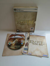 PC - Empire Total War Special Forces Edition