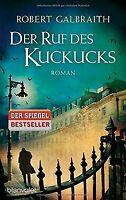 Der Ruf des Kuckucks: Roman von Galbraith, Robert | Buch | Zustand gut