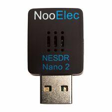 NooElec NESDR Nano 2: Tiny RTL-SDR & ADS-B Receiver w/ Antenna RTL2832U & R820T2