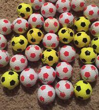 New listing 2 Dozen (24) Callaway Chrome Soft Truvis Soccer Ball Golf Balls AAA-AAAA!!!!