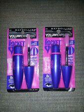 2 - Maybelline Volume Express Mascara The Rocket Very Black 401 Free Shipping