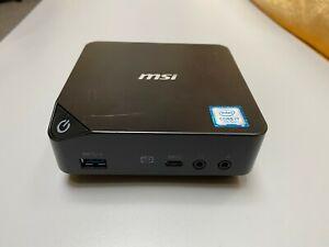 4K Core i7-7500U 2.7GHz 16GB Ram 128B SSD 1TB HDD WIN 10 PRO HTPC  PLEX NUC MSI