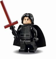 LEGO STAR WARS MINIFIGURE MINIFIG KYLO REN WITH STARCH CAPE 75179 LAST JEDI