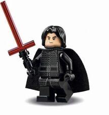 LEGO STAR WARS MINIFIGURE MINIFIG KYLO REN WITH STARCH CAPE 75179 LAST JEDI
