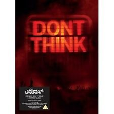 """THE CHEMICAL BROTHERS """"DON'T THINK""""  CD+DVD NEU"""