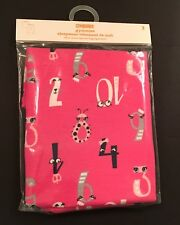 NWT Gymboree 3 3T Pretty Numbers Short Sleeve Long Bottoms Pink Pajamas Gymmies