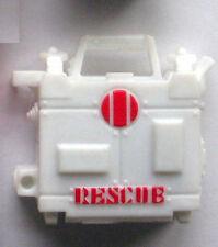 LIFELINE  White Rescue MEDICAL CASE Gi Joe Parts Vintage 1986 v1  Hasbro