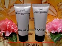 *CHANEL* 2x LE LIFT FIRMING ANTI-WRINKLE SÉRUM FINE (5ml/0.17oz) FREE POST!