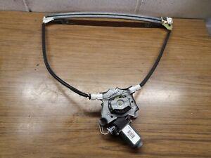 98-06 RENAULT CLIO O/S Drivers Right Front Door Window Motor Regulator 400732B