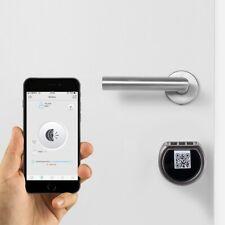 Cilindro de Cerradura puerta casa inteligente Bluetooth aplicación de tarjeta de código de desbloqueo por electrónica