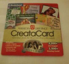 American Greetings Creatacard (2002)(CD-ROM)