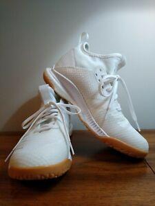 Reduced! Adidas Crazyflight X 3.0 Mid V-Ball Shoe White. EF8745. NEW. Sz.7.5