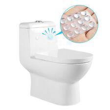 24pcs/set Transparente Silicona Choque Amortiguador Suave para Baño