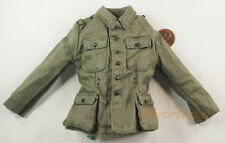Dragon 1:6 WW2 GERMAN MOUNTAIN INFANTRY ARMY SOLDIER TUNIC JACKET UNIFORM DA187