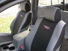 GENUINE OEM TRD TOYOTA TACOMA 2005-2008 SEAT COVERS, SPORT SEATS