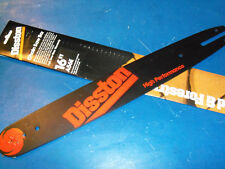 "NEW DISSTON 16"" BAR FITS STIHL 009 010 011 015 020 E10 SAWS A56E FREE SHIPPING"