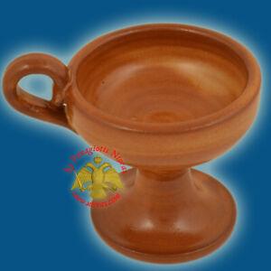 Orthodox Incense Burner Ceramic Various Colours Weihrauch Rauchfaß Räuchergefäß