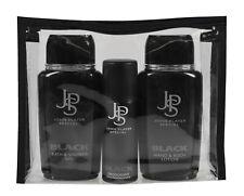 John Player SPECIAL BLACK  3 er Set Lotion - Dschgel - Deodorant 350 ml Neu!!!