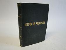 SCENES ET PROVERBES pour la jeunesse par Julie Gouraud 1855