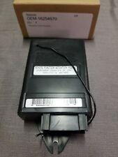 REMOTE DOOR LOCK MODULE FUNCTION ACTUATION 16254970 GM CHEVROLET keyless