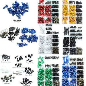 Complete Fairing Bolt Kit Screws For Yamaha XT660R/X XTZ 660 H/N Tenere XT660Z