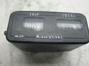 1981 KAWASAKI KDX 420 KDX420 B1 ODOMETER,MILE SPEEDO