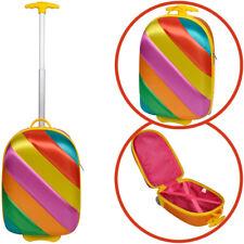 Knorrtoys Bouncie Trolley Kinderkoffer Candy (Bunt) Koffer Kinder Mädchen NEU