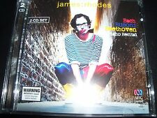 James Rhodes Bach Beethoven Busoni Piano Recital ABC Classics 2 CD – Like New