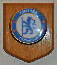 More details for chelsea football club wall plaque shield crest coat of arms