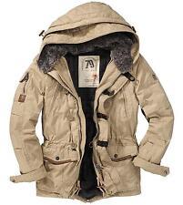 Redpoint moderne Winterjacke PARKA - ORDELL - Baumwolle Gr: M - NEU