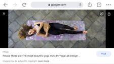 Laboratorio de diseño de yoga caliente viaje esterilla para yoga fantessa
