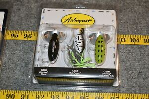 Arbogast Fishing Lure 3 Pack